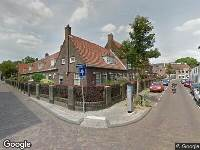 Ambulance naar Kasperspad in Dordrecht