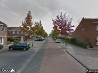 112 melding Ambulance naar Menuetstraat in Hellevoetsluis