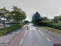 112 melding Brandweer naar Eikenlaan in Dordrecht