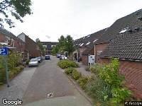 112 melding Besteld ambulance vervoer naar Walnotendreef in Vlaardingen