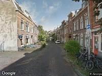 Ambulance naar Van Dulckenstraat in Nijmegen