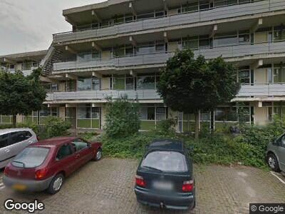 Ambulance naar Bosparkweg in Alphen aan den Rijn