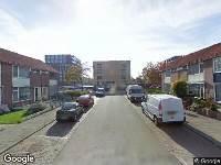 112 melding Ambulance naar Lodewijk Roelandtstraat in Breda