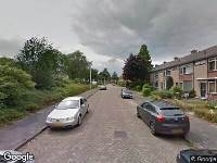Ambulance naar Aldebaranstraat in Spijkenisse