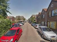 112 melding Ambulance naar Mari Andriessenplein in Haarlem