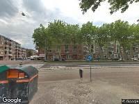 Ambulance naar Insulindeweg in Amsterdam