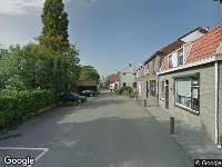 112 melding Ambulance naar Zuid Spuidijk in Dirksland
