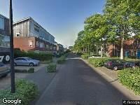 Ambulance naar Cycladenlaan in Amsterdam