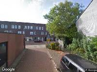 112 melding Besteld ambulance vervoer naar Christina van Erphof in Haarlem
