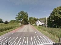 112 melding Ambulance naar Steenweg in Bruchem vanwege ongeval met letsel