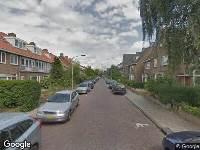 112 melding Brandweer naar Kamerlingh Onnesstraat in Haarlem