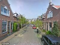 112 melding Ambulance naar De la Reystraat in Dordrecht