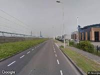 Ambulance naar Driemanssteeweg in Rotterdam