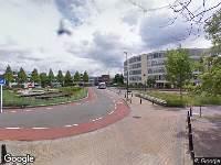 Brandweer naar R.A. Kartinistraat in Utrecht vanwege gebouwbrand
