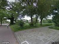 Brandweer naar Beukenstraat in Leeuwarden vanwege wateroverlast