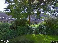 112 melding Brandweer naar Levensboompad in Deventer