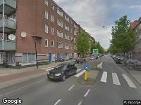 Ambulance naar Krugerstraat in Amsterdam