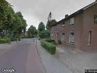 112 melding Ambulance naar Bunderstraat in Schijndel