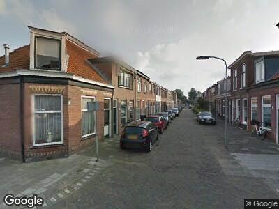 Ambulance en brandweer naar Voorzorgstraat in Haarlem vanwege brand