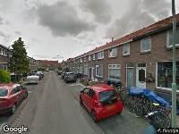 112 melding Ambulance naar Dupperstraat in Dordrecht