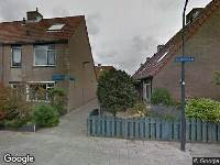 112 melding Ambulance naar Ben Lindeboomstraat in Haarlem