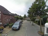 112 melding Ambulance naar Karperborch in Rosmalen