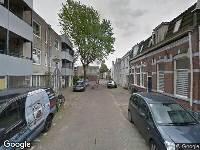 112 melding Ambulance naar Sint Annastraat in Tilburg