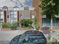 Ambulance naar Castellastraat in Nijmegen