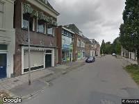 112 melding Brandweer naar Singelstraat in Leeuwarden vanwege brand