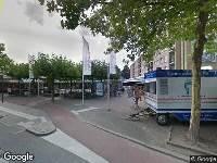 Brandweer naar Troosterhof in Utrecht vanwege gebouwbrand