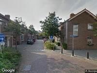112 melding Ambulance naar Ahornstraat in Monster