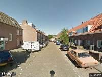 112 melding Ambulance naar Banningstraat in Tilburg