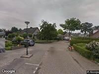 112 melding Ambulance naar Maalsteen in Oosterhout