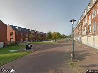 112 melding Besteld ambulance vervoer naar Kurassiersstraat in Haarlem