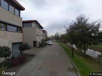 112 melding Brandweer naar Turkoois in Venlo vanwege voertuigen te water