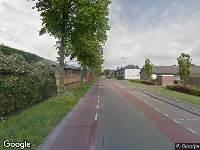 112 melding Ambulance naar Jeroen Boschlaan in Zwijndrecht
