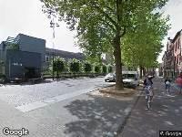 Brandweer naar Nieuwstraat in Venlo