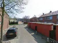 112 melding Traumahelikopter naar Gouwestraat in Den Helder