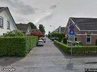 112 melding Ambulance naar Wilhelminastraat in Oosterbeek
