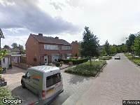 112 melding Ambulance naar Schoutstraat in 's-Hertogenbosch