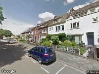 112 melding Brandweer naar Pater Beatusstraat in Heerlen vanwege verkeersongeval