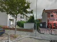 Ambulance naar Adelaarstraat in Dordrecht