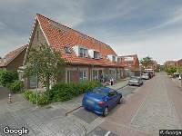 112 melding Ambulance naar Fruitlaan in Wateringen