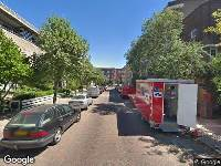 112 melding Ambulance naar Hacquartstraat in Amsterdam