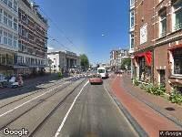112 melding Ambulance naar Korte Marnixstraat in Amsterdam