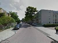 112 melding Besteld ambulance vervoer naar Wisseloord in Amsterdam