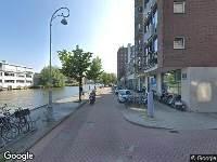 112 melding Ambulance naar Buyskade in Amsterdam