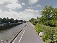 112 melding Ambulance naar Vredebestlaan in Poeldijk