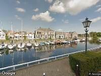 112 melding Ambulance naar Haven Zuidzijde in Brouwershaven