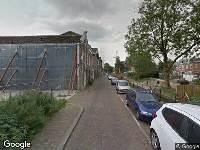 Brandweer naar Gruttersdijk in Utrecht